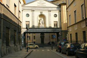 L'Istituto Cottolengo a Torino