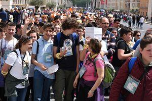 Un'immagine del Giubileo dei ragazzi. Foto: Agensir.it