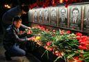 Ukrainians mark the17