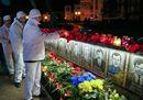 Ukrainians mark the18