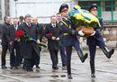 Ukrainians mark the76