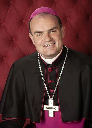 Monsignor Ivo Muser, vescovo di Bolzano