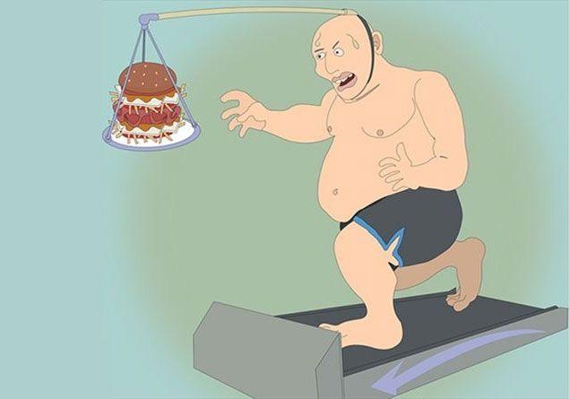 Risultati immagini per immagine perdere peso