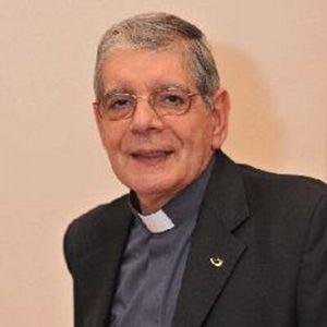 Don Vincenzo Marras, sacerdote della Società San Paolo, già direttore del mensile Jesus.