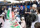 Da Ranieri e Nibali ai soldati e ai bambini: la colorata Italia del 2 giugno
