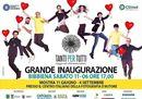 Locandina inaugurazione Tanti per Tutti - 11 Giugno 2016 ok