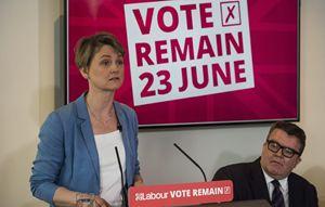 La campagna dei Laburisti per restare nell'UE