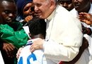 Pope Francis greets2