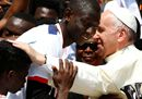 Pope Francis greets3