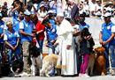 Pope Francis talks8