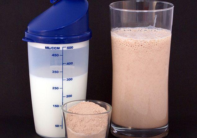 quanto siero di latte dovrei prendere per perdere peso testo