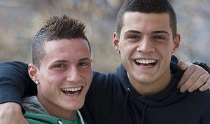 I due fratelli, Talulant e Granit Xhaka.