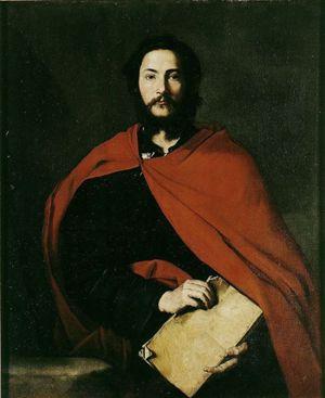 José de Ribera, San Giacomo il Maggiore, 1634