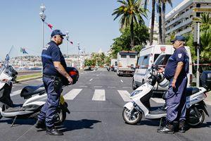 La promenade des Anglais a Nizza, dove il camion lanciato a folle velocità ha causato 84 morti. (foto di Fabrizio Annibali)