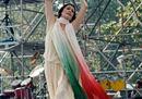 16fracci a una manifestazione a Milano contro la seccessione nel 1997