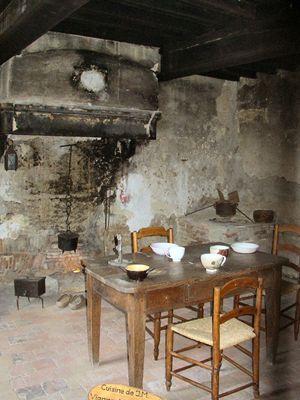 La cucina del Santo