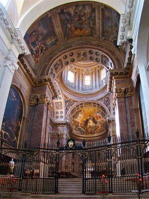 La Cappella di San Domenico nella Basilica omonima a Bologna