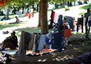 A Como l'emergenza dei profughi respinti dalla Svizzera