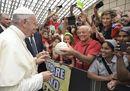 Le immagini dell'udienza generale del Papa
