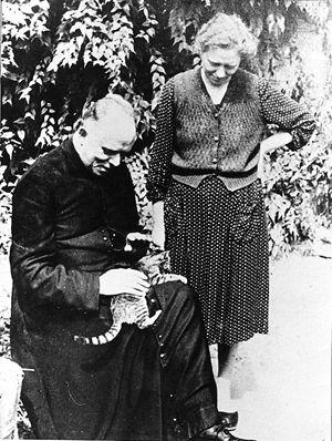 Don Primo Mazzolari morì il 12 aprile 1959 a Bozzolo. È in corso il processo di canonizzazione