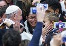 Papa Francesco, la prima udienza generale del 2017
