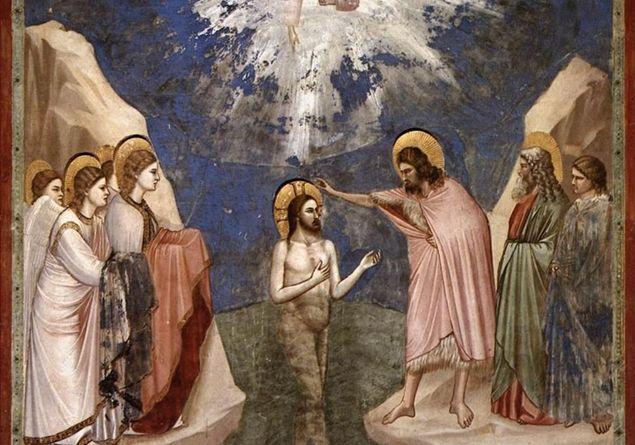 Battesimo Di Gesu Guida Alla Festa Che Chiude Il Tempo Di Natale Famiglia Cristiana
