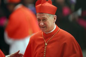 Il cardinale Blase Joseph Cupich è arcivescovo di Chicago e membro della Congregazione dei vescovi
