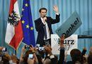 Austria al voto, la vittoria di Kurz