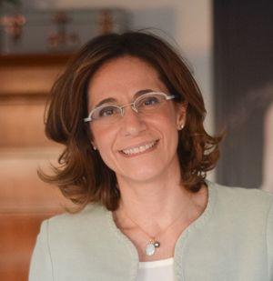 La scrittrice Francesca Magni