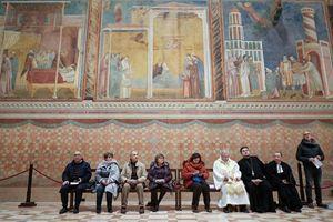 Tutte le fotografie di questo servizio (scattate al convegno di Assisi) sono di fra' Umberto Panipucci. Per gentile concessione.