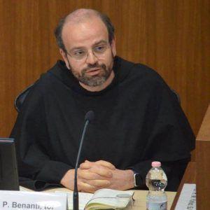 Padre Paolo Benanti, teologo moralista