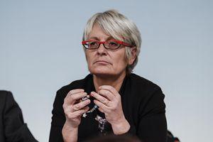 La segretaria generale della Cisl, Annamaria Furlan