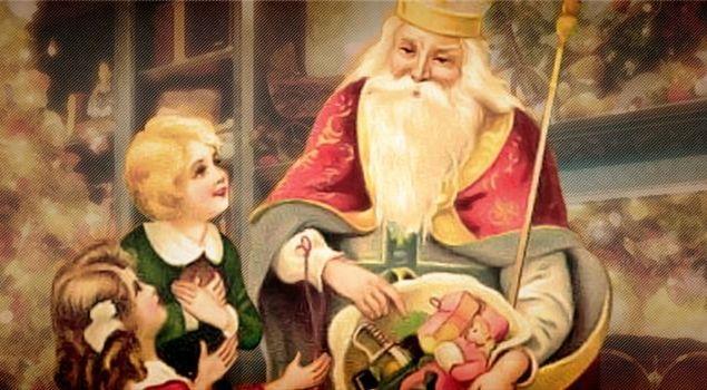 Babbo Natale E San Nicola.La Tomba Di Babbo Natale E Stata Trovata In Turchia
