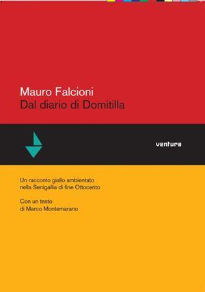 La copertina del racconto giallo di Mauro Falcioni.