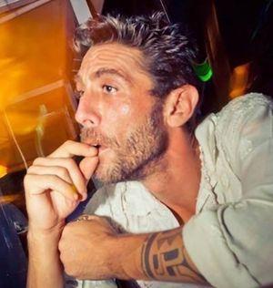 Fabiano Antoniani, 40 anni compiuti il 9 febbraio scorso, in una foto prima dell'incidente che lo ha reso tetraplegico