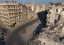 Sei anni di guerra in Siria: le sconvolgenti immagini girate da un drone