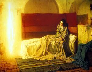 L'Annunciazione di Henry Ossawa Tanner, 1898