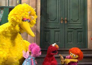 Nl programma Sesame Street fa la sua comparsa un ...