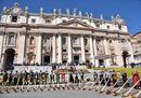 Fuori programma del Papa: Francesco risponde a una telefonata al termine dell'Udienza Generale