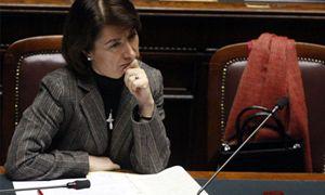 L'on. Eugenia Roccella, deputata di Idea