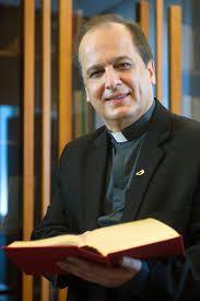 Il Superiore Generale della Società San Paolo don Valdir José de Castro