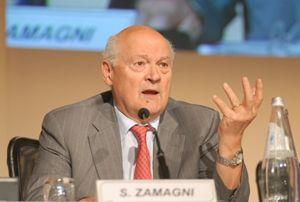 Il professore Stefano Zamagni, 74 anni