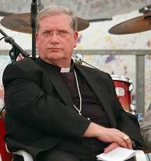 Il vescovo di Pistoia Fausto Tardelli