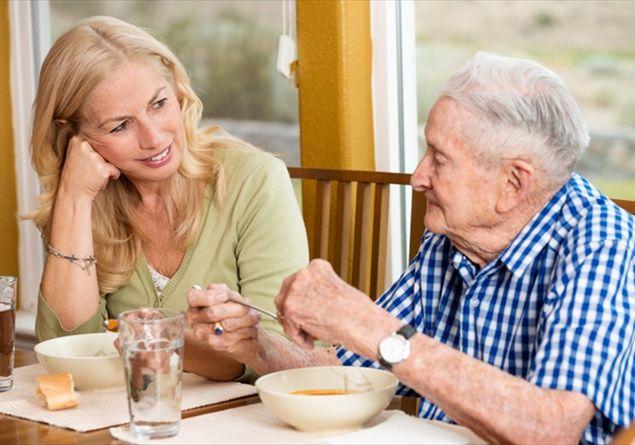 Risultati immagini per malati alzheimer foto