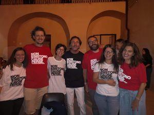 Il gruppo degli avvocati di strada di Foggia