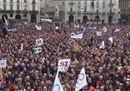 """Torino, l'onda Sì Tav """"per ridisegnare il futuro"""""""