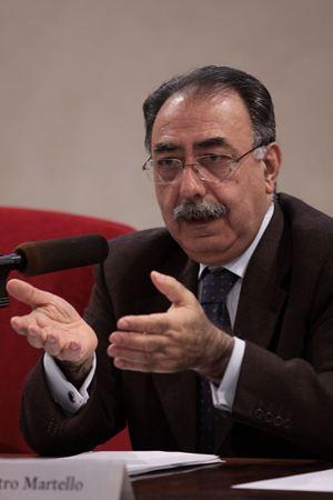 """Piero Martello, direttore di """"Lavoro, Diritti Europa"""""""