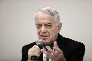 Padre Federico Lombardi, 75 anni, è stato direttore della Sala Stampa della Santa Sede dal 2000 al 2016