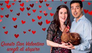 L'iniziativa di WeWorld per la Festa degli Innamorati.