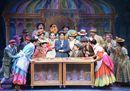 Le foto più belle del musical Mary Poppins